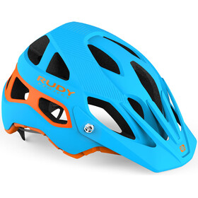 Rudy Project Protera Helmet Blue-Orange Matte